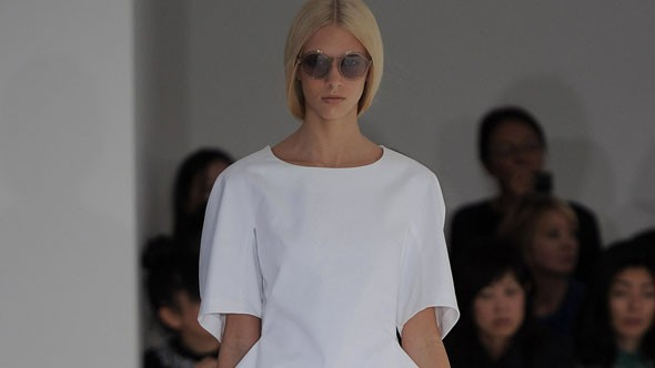 Jil Sander spring summer 2013 collection