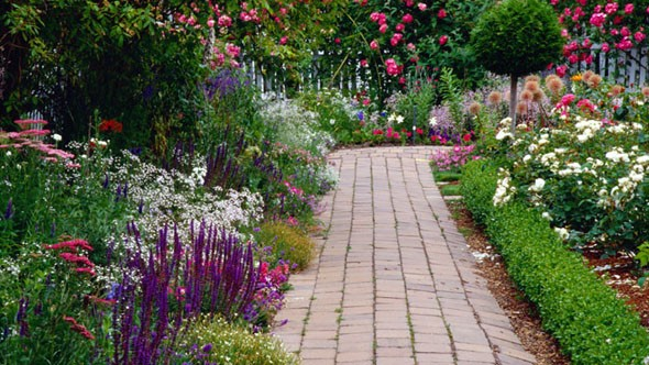 Create your own garden path AOL UK Living