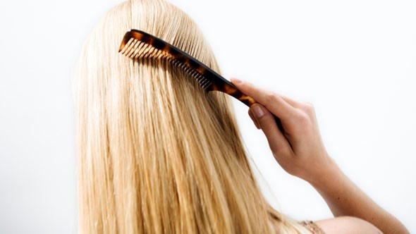 Diet for healthy hair