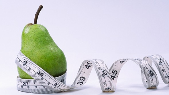 Pear-shaped body could add 10 years to your life
