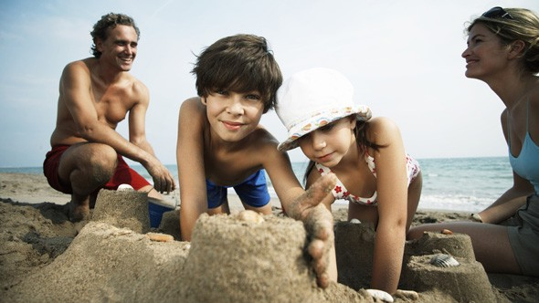 Number of families planning staycation rises to 65 per cent