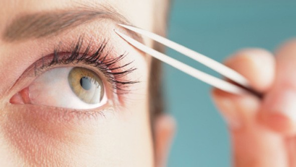 How to get beautiful eyebrows