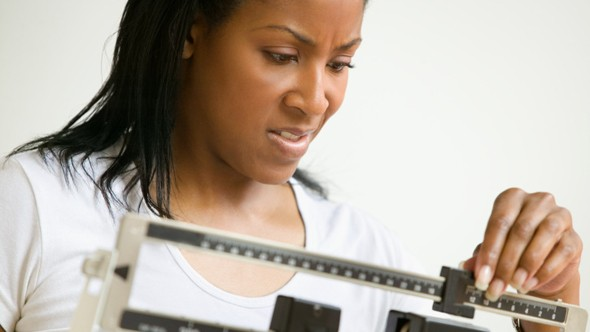 Women spend a year worrying about weight