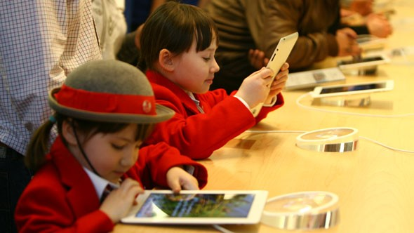 Parents asked to buy iPads for classroom learning