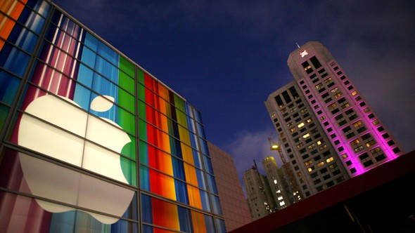 Apple named UK's coolest brand