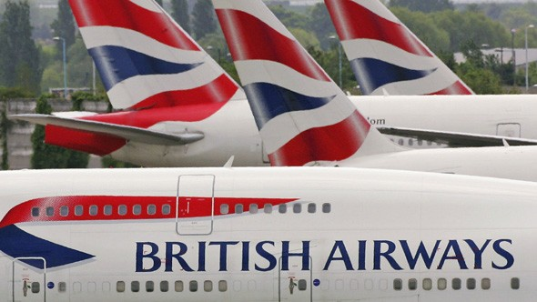 BA to offer discount for passengers with only hand luggage