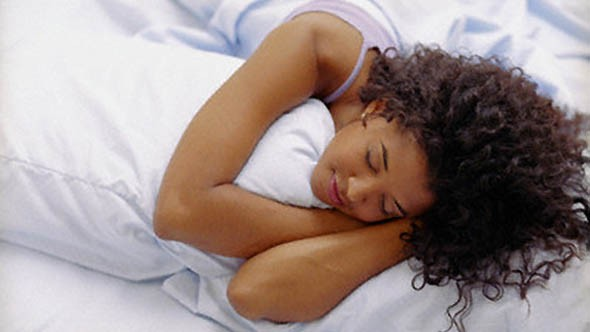 Seven hours sleep can improve conception chances