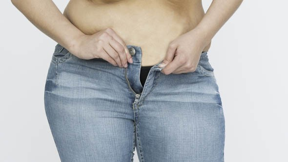 Women use mind tricks to lose weight