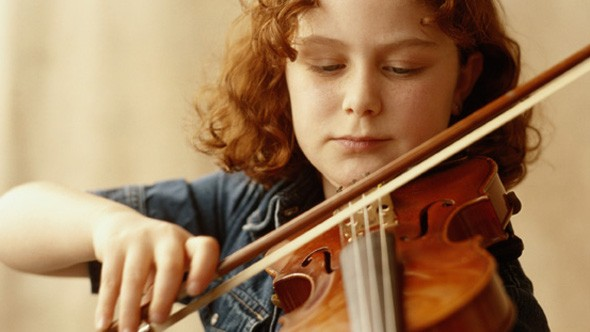 Children's music lessons can keep hearing in good health