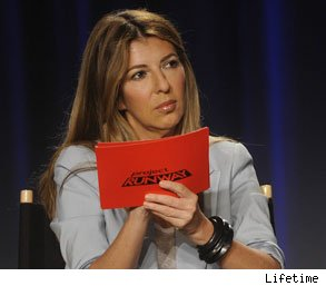 Just Because Nina Garcia Is A Glamorous Fashion Editor And Judge On Project Runway Doesn T Mean She S Incapable Of Understanding Helping Us Regular