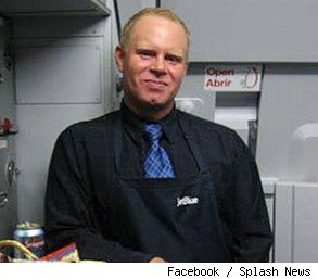 Steven Slater JetBlue Flight Attendant Quit