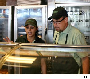 undercover boss Don Fertman subway