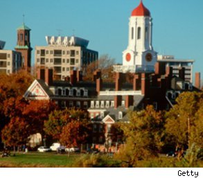 ivy league mba harvard