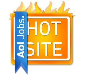 AOL Hot Site Logo