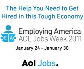 Employing America: AOL Jobs Week 2011 border=