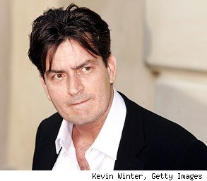charlie sheen fired