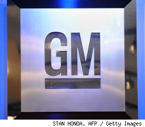 GM Indiana plant