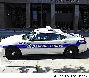 dallas cops