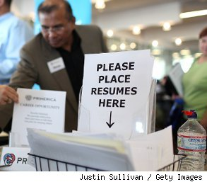 Unemployment Applications