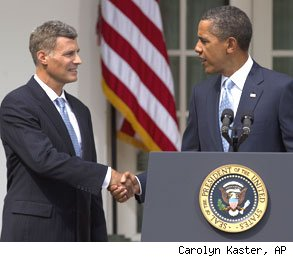 Alan Krueger create jobs chief economist