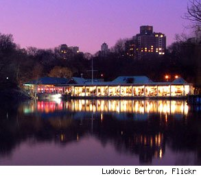 Central Park boathouse drinking water scandal
