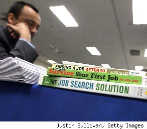 job search mistakes errors