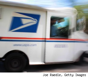 idle work time united states post office
