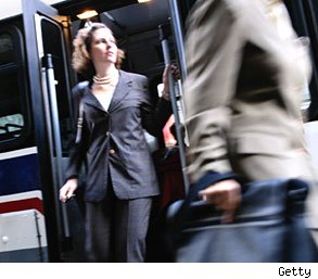 long commutes most stressful for women