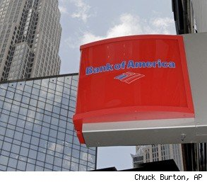 Bank of America layoff