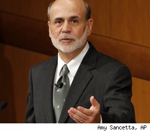 Bernanke: long term unemployment crisis