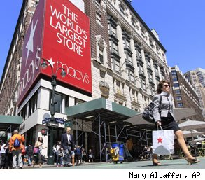 Macy's hiring seasonal employees