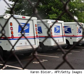 USPS avoid bankruptcy stopping Saturday delivery