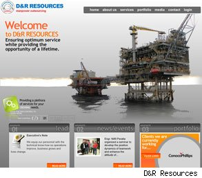 D&R Resources Manila slaves