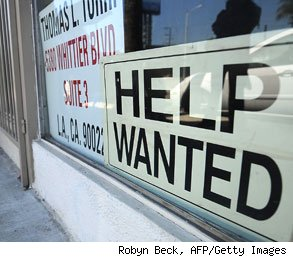 small business hiring on hold