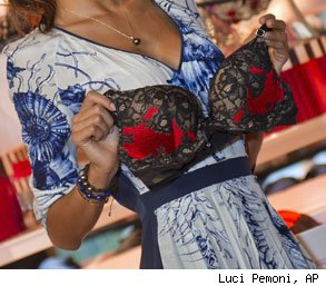swedish lingerie workers suing bra size