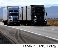 tractor trailer drivers