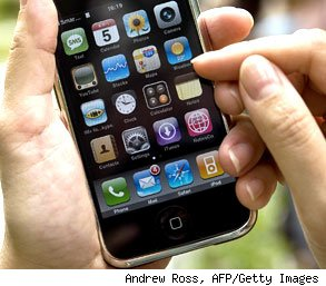 smartphone apps to find a job