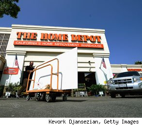 Home Depot 70,000 new jobs spring
