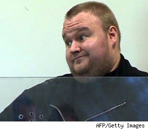Kim Dotcom denied bail MegaUpload