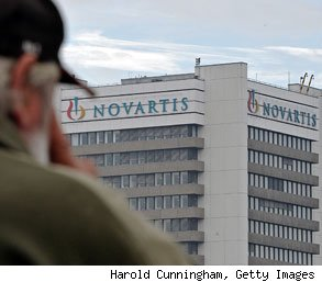 Novartis job cuts