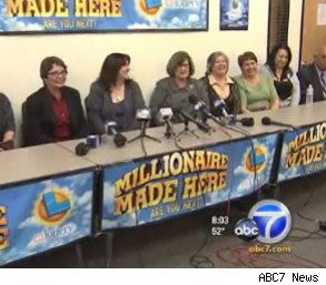 Montebello school employees Mega Millions jackpot winners