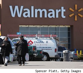 Walmart removing greeters job positions
