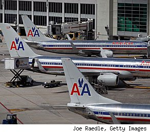 American Airlines job cuts
