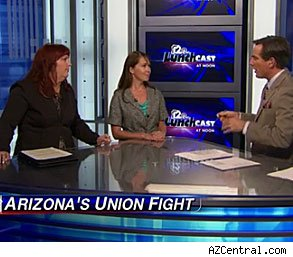 Arizona civil service workers unions