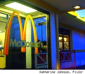 fast food workers making the world worse