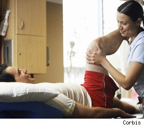 physical therapist how to