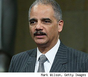 Senators Eric Holder Facebook passwords employer