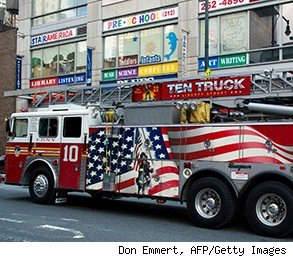 Mark Cohen NYC FDNY