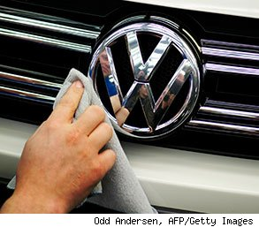 Volkswagen new jobs Tennessee