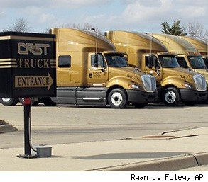 CRST trucking sexual assault lawsuit